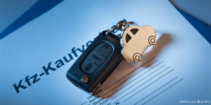 Privater Autoverkauf Diese Rechte Und Pflichten Haben Käufer Und
