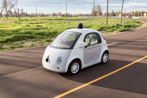 Google einmal anders - das Google-Auto