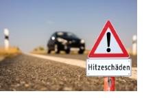 Hitzeschäden auf Deutschlands Autobahnen
