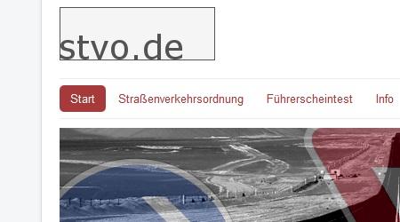 Neues auf stvo.de
